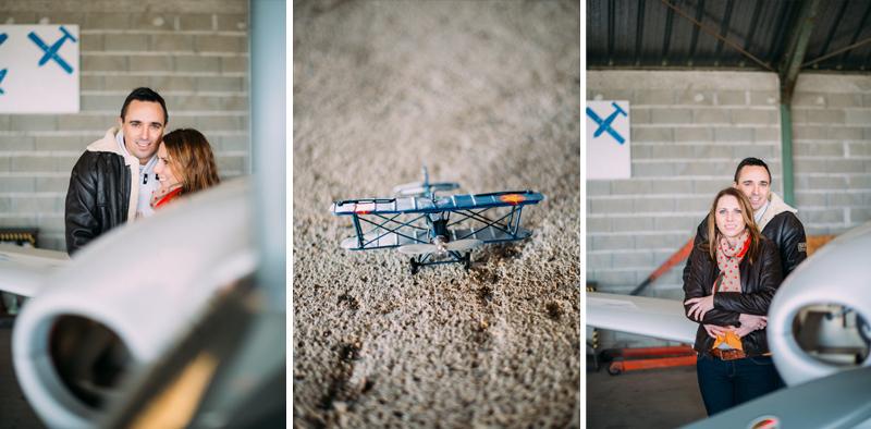 Photographe mariage Toulouse-Séance engagement aérodrome-Tant de Poses (12)