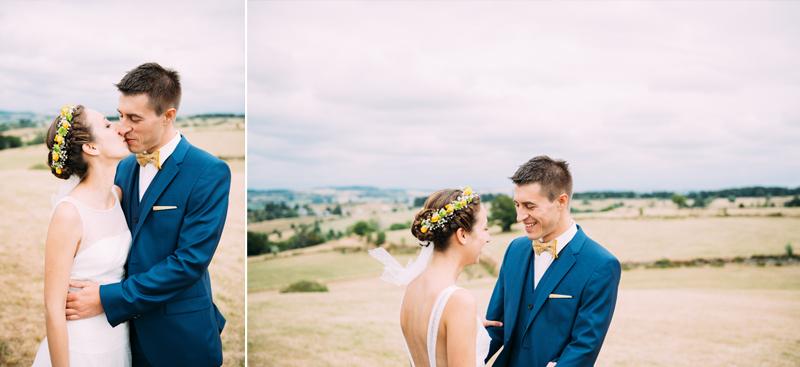 Mariage dans le Cantal - Photographe mariage - Tant de Poses - Photographe Toulouse - Photographe - Mariage 11
