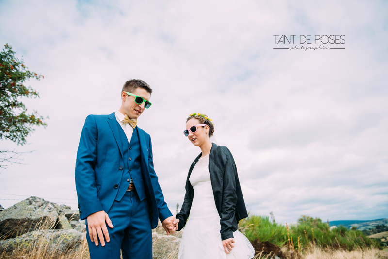 Mariage dans le Cantal - Photographe mariage - Tant de Poses - Photographe Toulouse - Photographe - Mariage 13