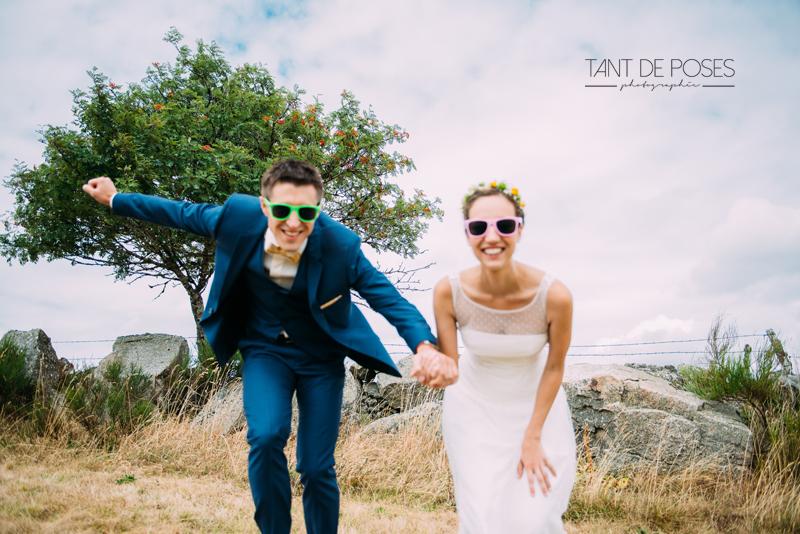 Mariage dans le Cantal - Photographe mariage - Tant de Poses - Photographe Toulouse - Photographe - Mariage 14