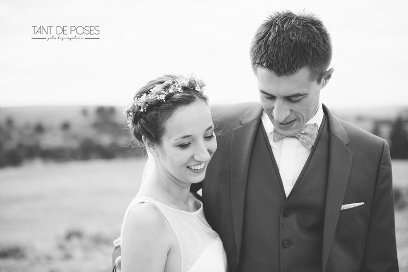 Mariage dans le Cantal - Photographe mariage - Tant de Poses - Photographe Toulouse - Photographe - Mariage 16