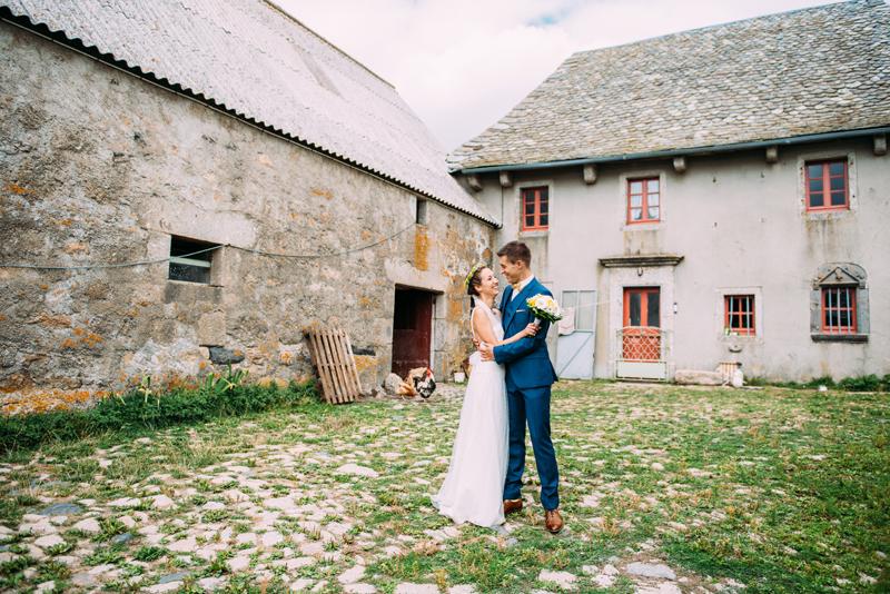 Mariage dans le Cantal - Photographe mariage - Tant de Poses - Photographe Toulouse - Photographe - Mariage 17