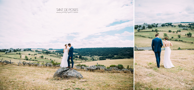 Mariage dans le Cantal - Photographe mariage - Tant de Poses - Photographe Toulouse - Photographe - Mariage 22