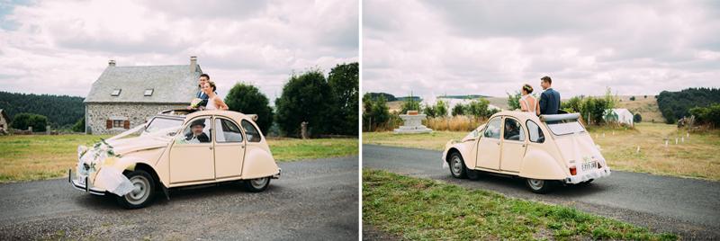 Mariage dans le Cantal - Photographe mariage - Tant de Poses - Photographe Toulouse - Photographe - Mariage 23