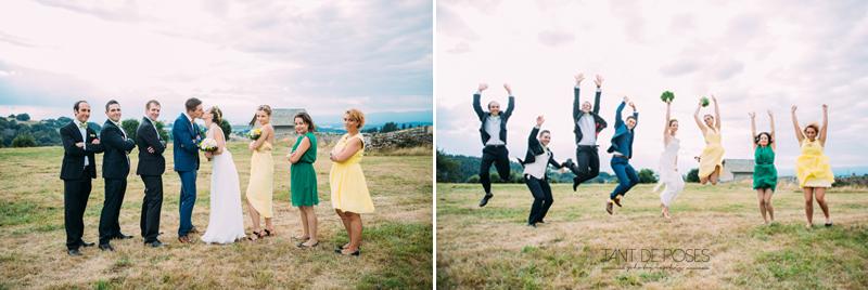 Mariage dans le Cantal - Photographe mariage - Tant de Poses - Photographe Toulouse - Photographe - Mariage 29