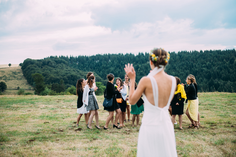 Mariage dans le Cantal - Photographe mariage - Tant de Poses - Photographe Toulouse - Photographe - Mariage 32