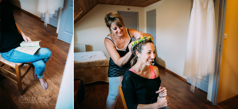 Mariage dans le Cantal - Photographe mariage - Tant de Poses - Photographe Toulouse - Photographe - Mariage 4