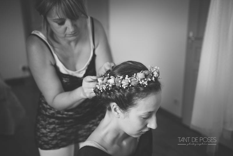Mariage dans le Cantal - Photographe mariage - Tant de Poses - Photographe Toulouse - Photographe - Mariage 6