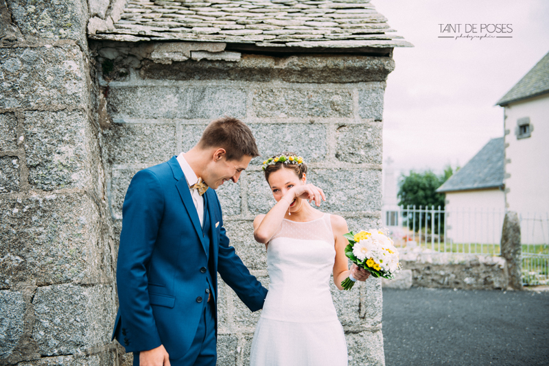 Mariage dans le Cantal - Photographe mariage - Tant de Poses - Photographe Toulouse - Photographe - Mariage 9