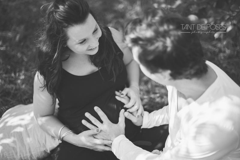 Tant de poses - Séance grossesse - Future maman - photographe Toulouse 8