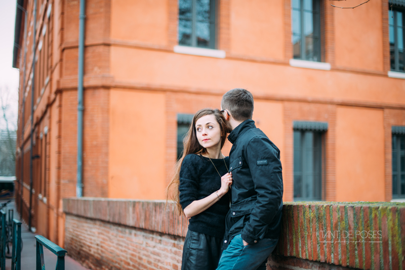 Séance engagement - Photographe Toulouse - Photographe mariage - Tant de Poses (5)
