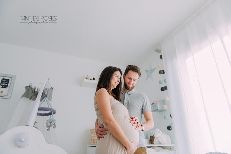 Photographe Toulouse - Séance grossesse - Ventre rond - Tant de Poses (10)