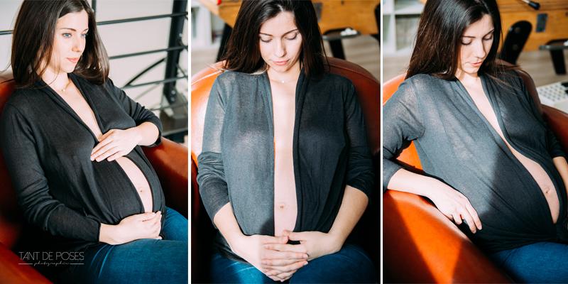 Photographe Toulouse - Séance grossesse - Ventre rond - Tant de Poses (13)