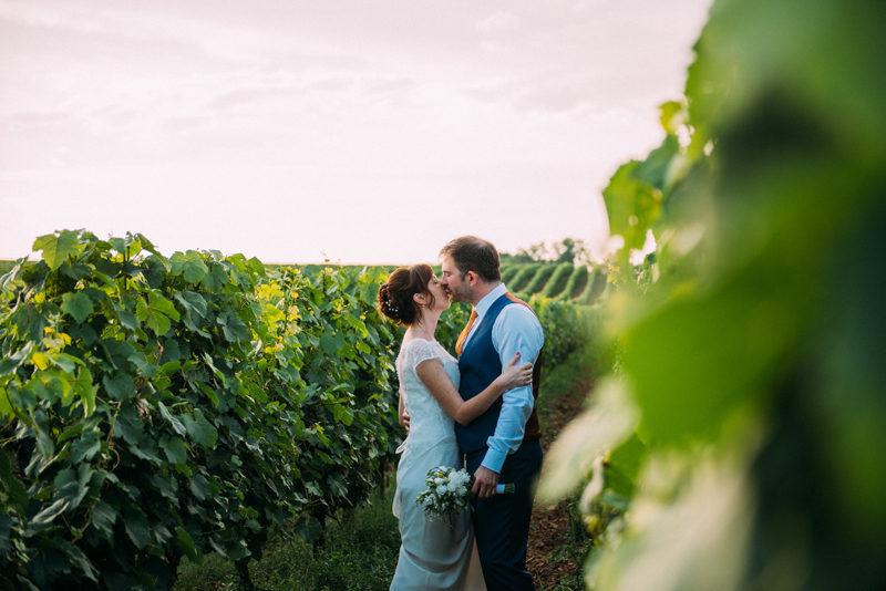 Mariage au château Les Bouysses !