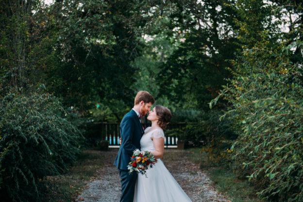 Mariage au Château de Conques