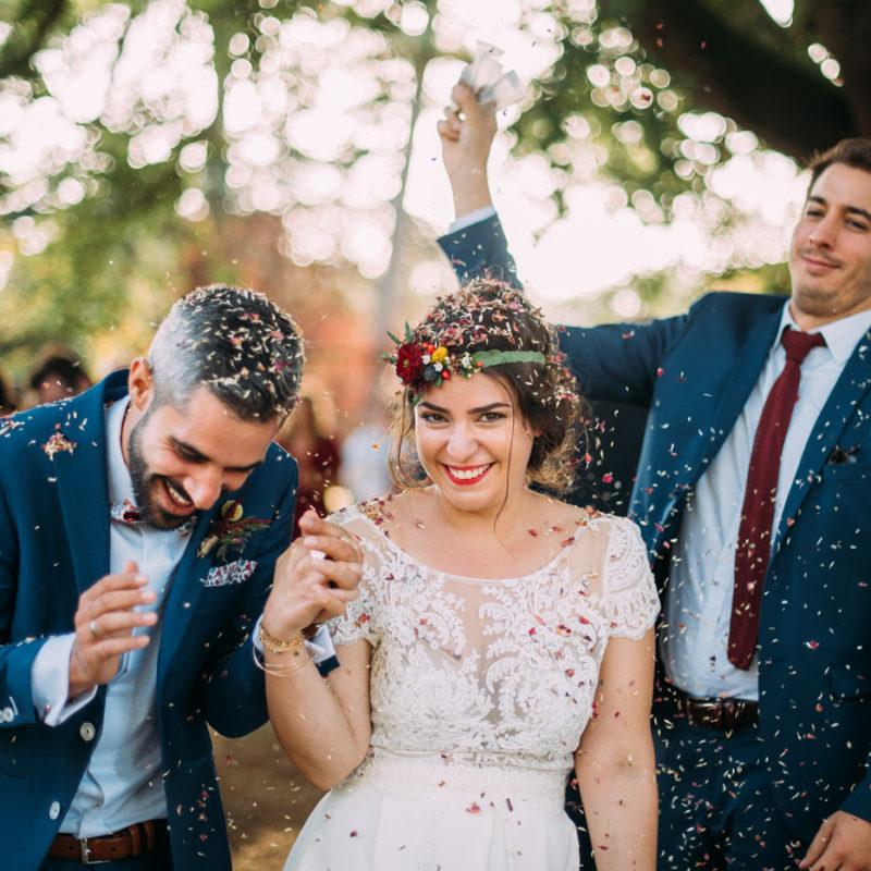 Une jolie journée de mariage à Préserville
